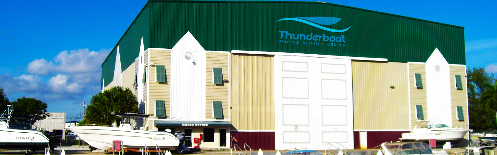 Thunderboat Marine Service Center